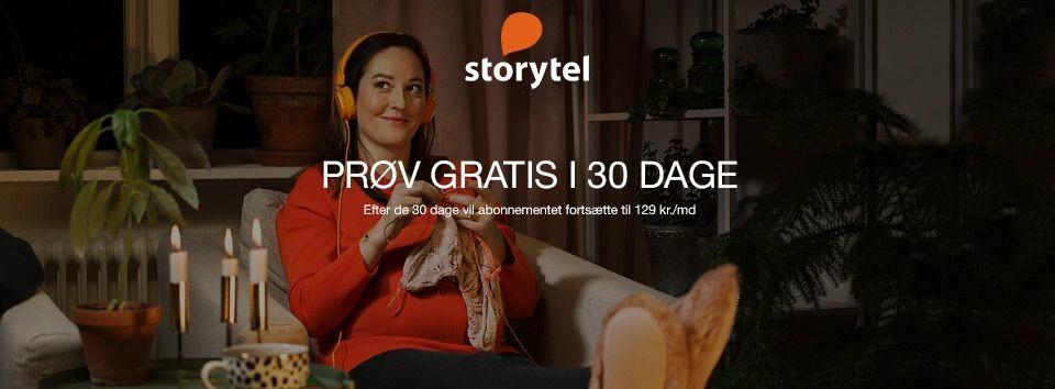 Storytel kampagnekode