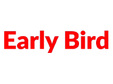 Early Bird rabatkoder