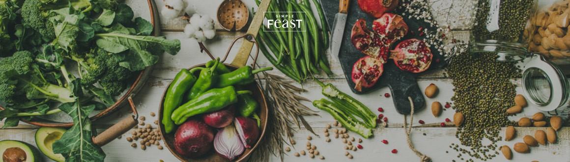 Simple Feast rabatkoder