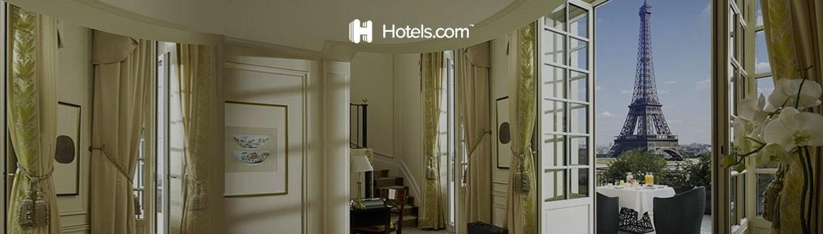 Hotels.com rabatkode